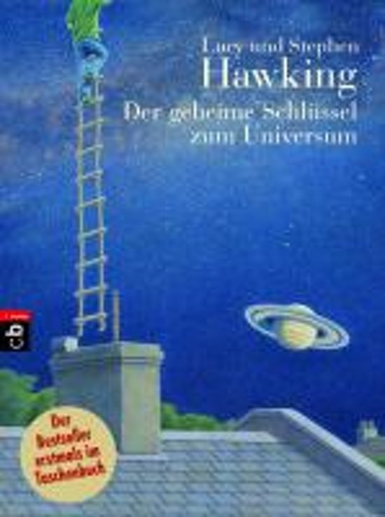 Boek cover Der geheime Schlüssel zum Universum van Lucy Hawking (Paperback)