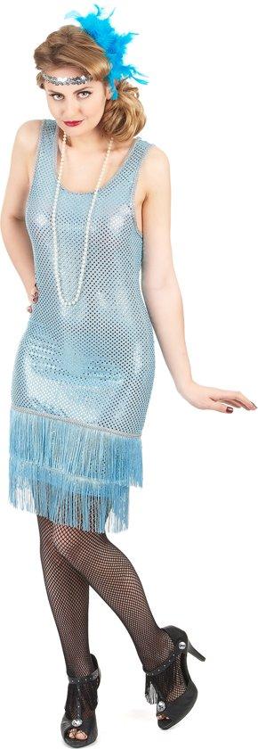 Charlestonkostuum voor vrouwen - Verkleedkleding - One size