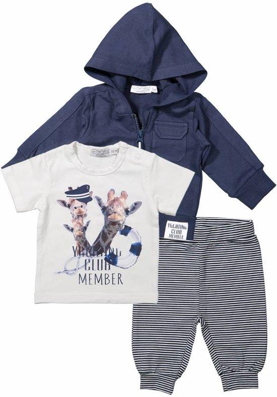 Kinderkleding Jongens.Bol Com Dirkje Kinderkleding Jongens Setje Yachting Club 56