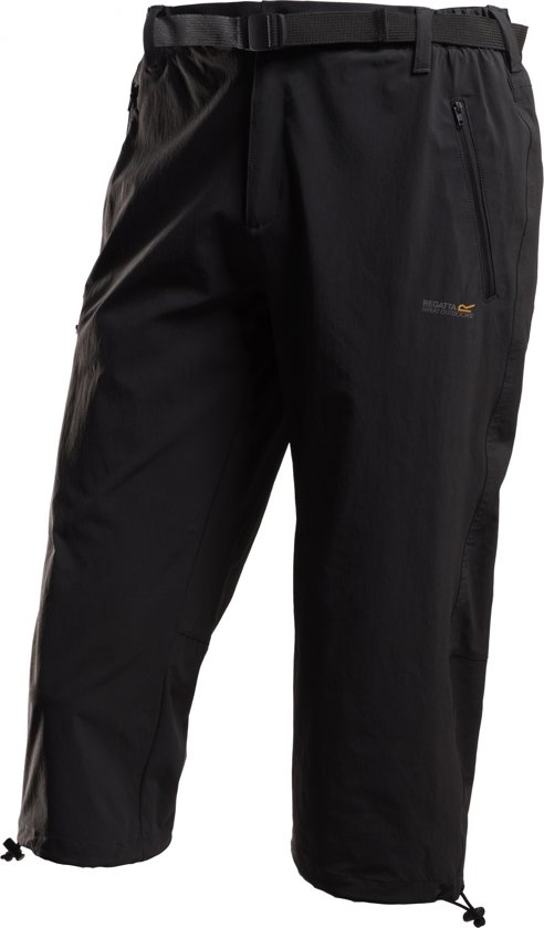 Outdoorbroek Heren Ii Regatta Capri Str Xert Zwart AwTf7Iq