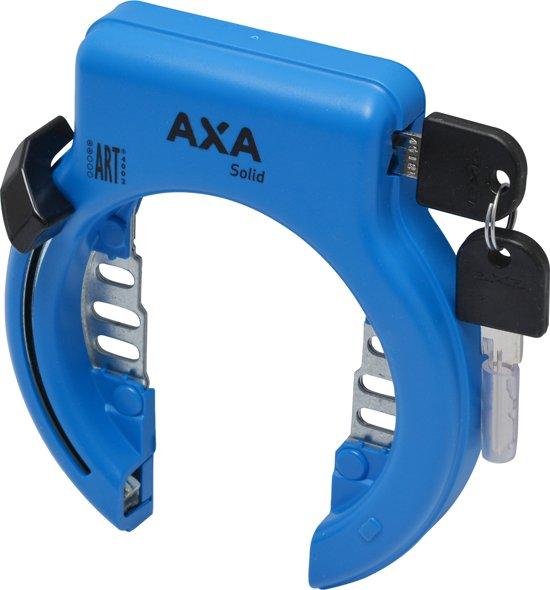 AXA Solid - Ringslot - ART2 - 1.5 cm - Blauw