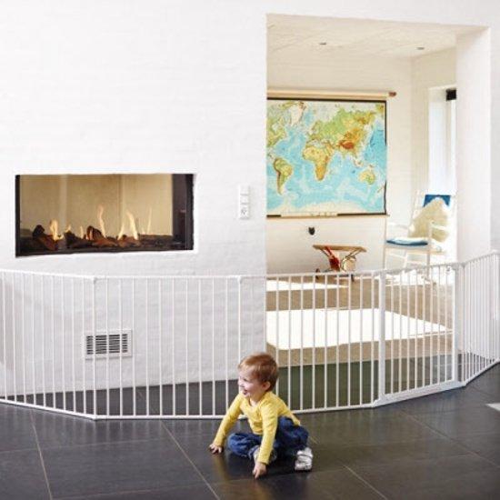 Babydan Configure L Room Divider Wit
