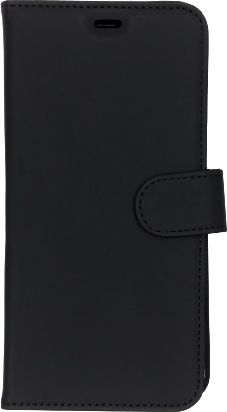 Accezz Wallet Softcase Booktype Samsung Galaxy A7 (2018) hoesje - Zwart