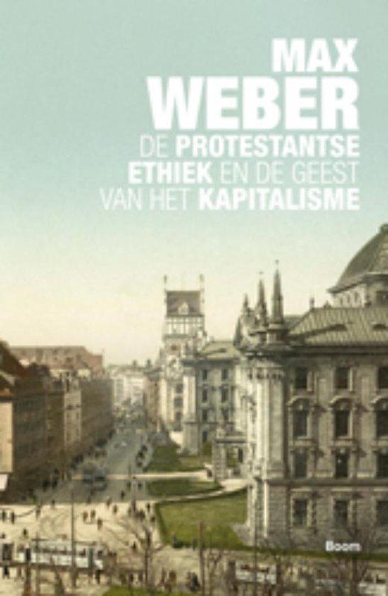 De protestantse ethiek en de geest van het kapitalisme