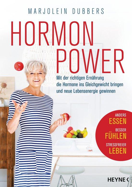 Boek cover Hormonpower van Marjolein Dubbers (Onbekend)