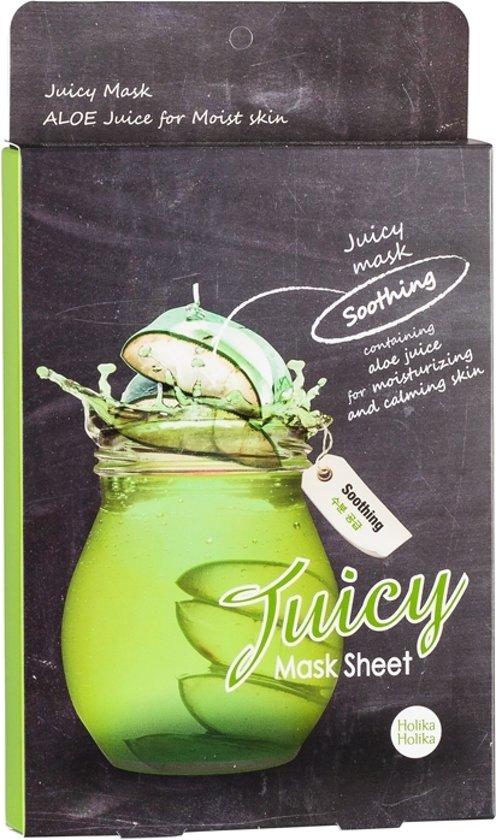 Holika Holika Aloe Juicy Mask Sheet 5 pcs