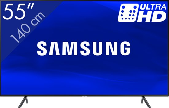 Samsung UE55NU7100W - 4K tv