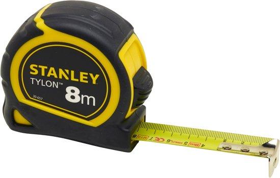 Rolbandmaat Stanley Tylon 8m - 25mm 0-30-657