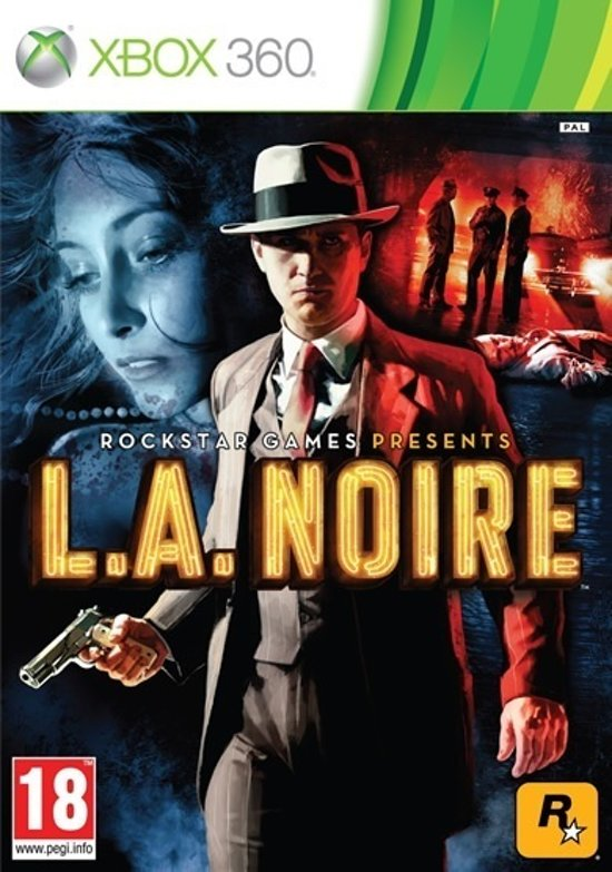 La Noire (Slip Of The Tongue Edition)