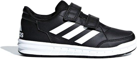 adidas Sneakers - Maat 33 - Unisex - zwart/wit