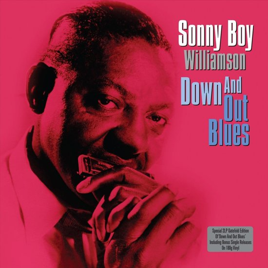 Down And Out Blues -Hq-