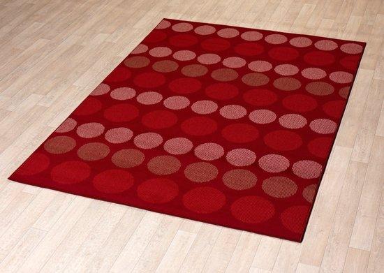 Ronde Vloerkleed Goedkoop : Bol goedkoop vloerkleed tapijt trendy bollen cm
