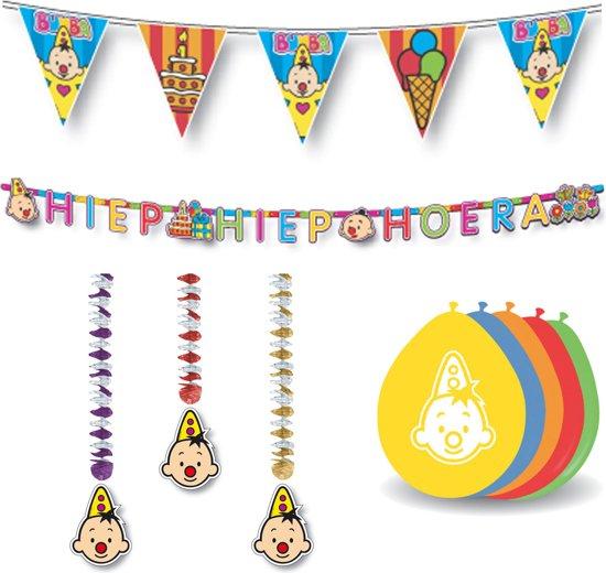 Bumba decoratie feestpakket - Afbeelding van decoratie ...