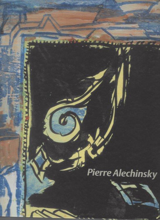 Pierre Alechinsky Nederlands - D. Abadie |