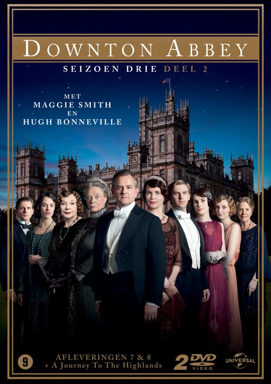 Downton Abbey - Seizoen 3 (Deel 2)