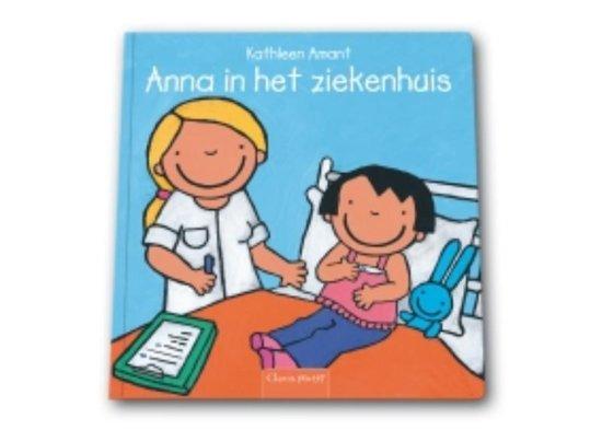 Anna in het ziekenhuis