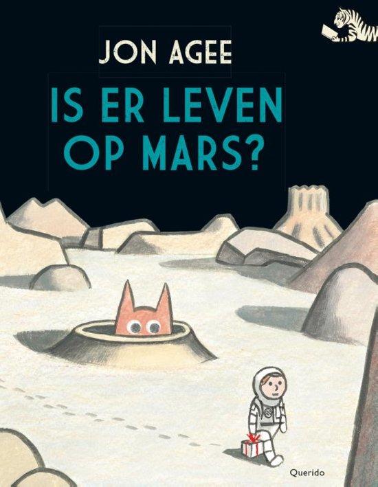 Tijgerlezen - Is er leven op Mars?