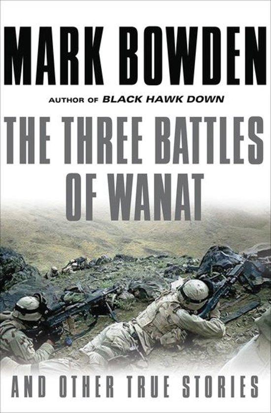 The Three Battles of Wanat