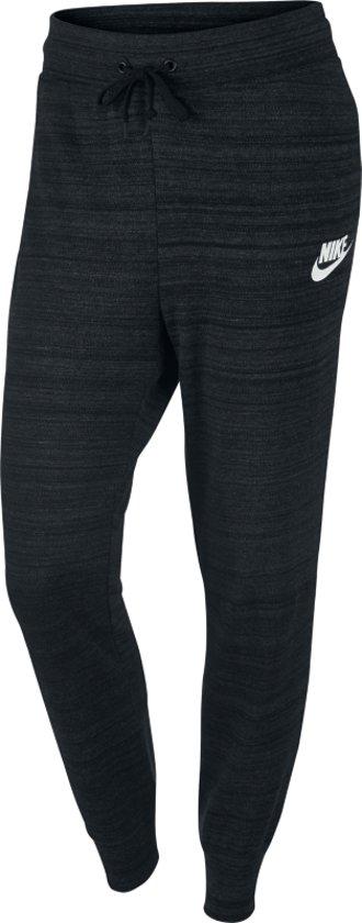 Advance Pant Knit Sportbroek Sportswear white 15 DamesBlack Nike vfgbyIY76