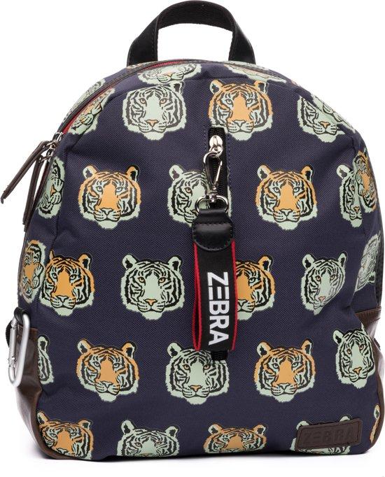86935daaf94 bol.com | Zebra Trends Boys Rugzakje Tiger Tijger