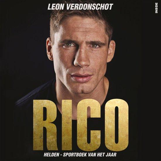Boek cover Rico van Leon Verdonschot (Onbekend)
