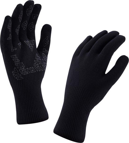 Sealskinz Ultra Grip Fietshandschoenen - Maat M - Black