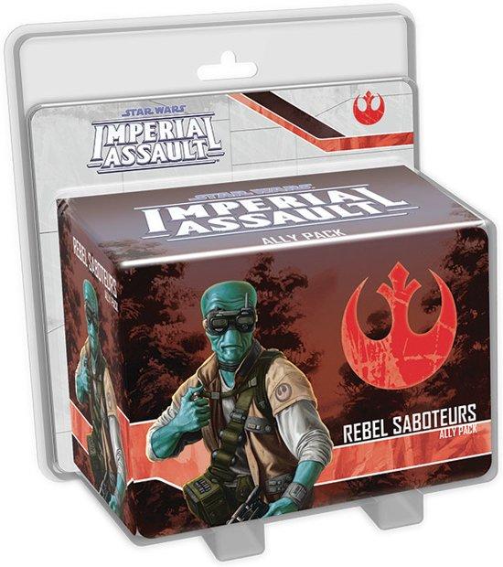 Afbeelding van het spel Star Wars Imperial Assault Rebel Saboteurs Ally Pa