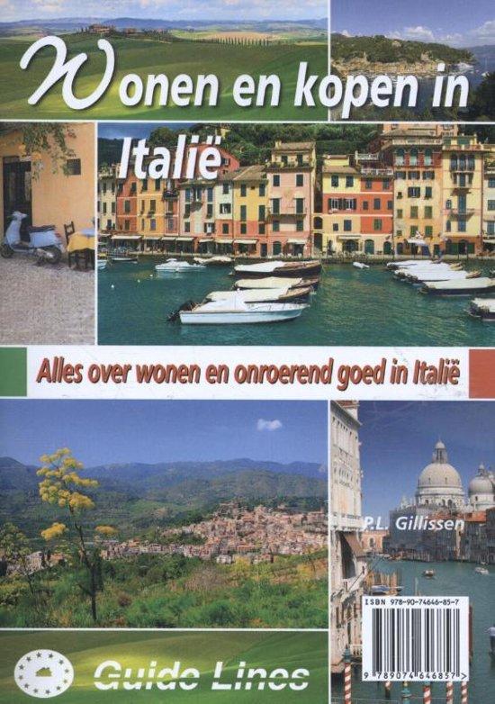 Wonen en kopen in - Wonen en kopen in Italië