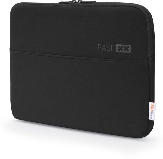 Dicota BASE XX S - 15.6 inch - Laptop Sleeve / Zwart