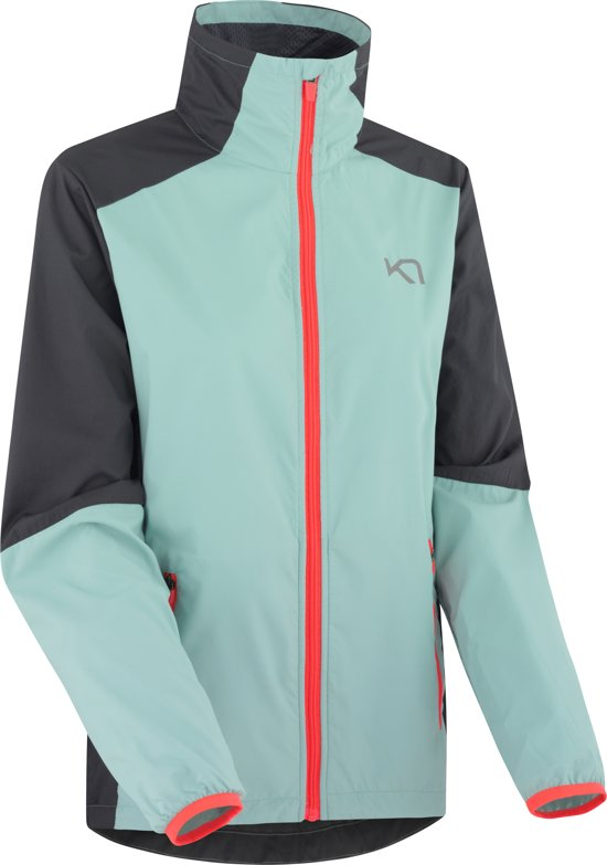 Kari Traa Nora Jacket - Sportjas Dames - Glass
