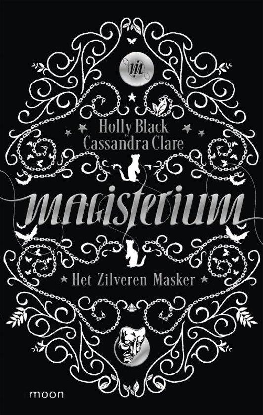 Magisterium 4 - Het zilveren masker