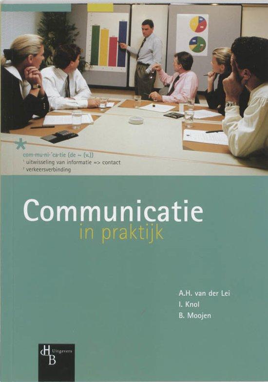 Communicatie in praktijk
