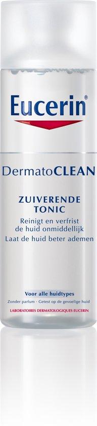 Eucerin Dermato Clean Tonic - 200 ml