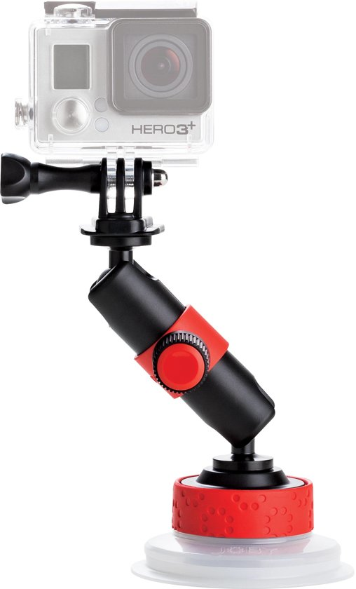 Joby Suction Cup & Locking Arm GoPro Zuignap
