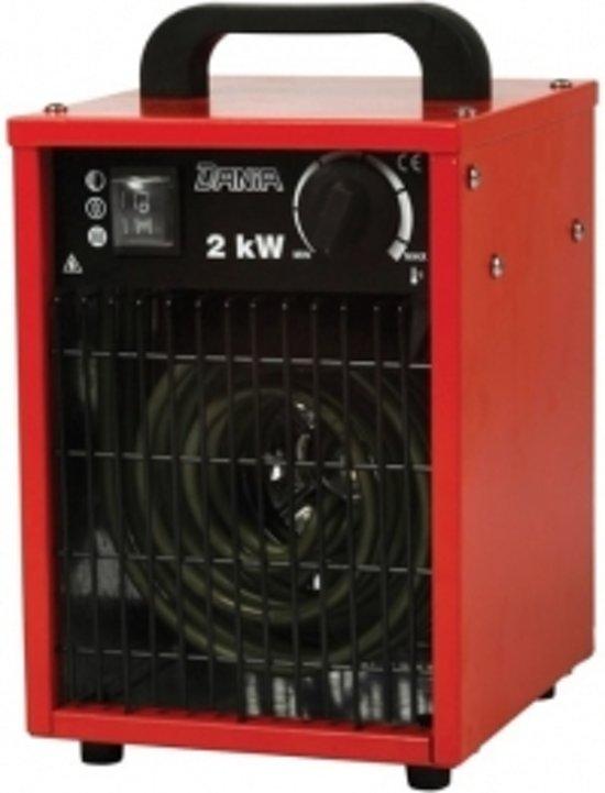 Heater Dania 2kW 1000 & 2000W 230V