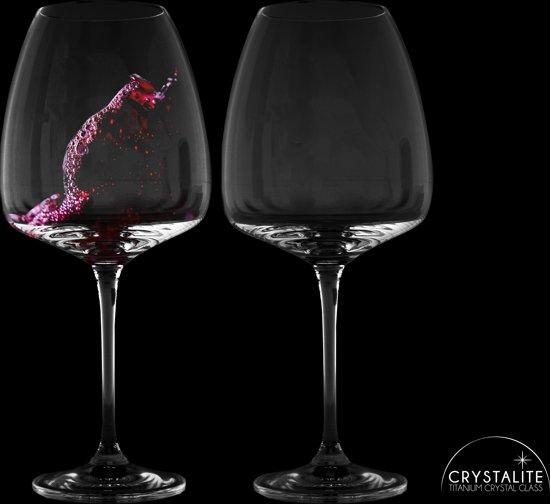 Wijnglazen Set 2dlg 77cl