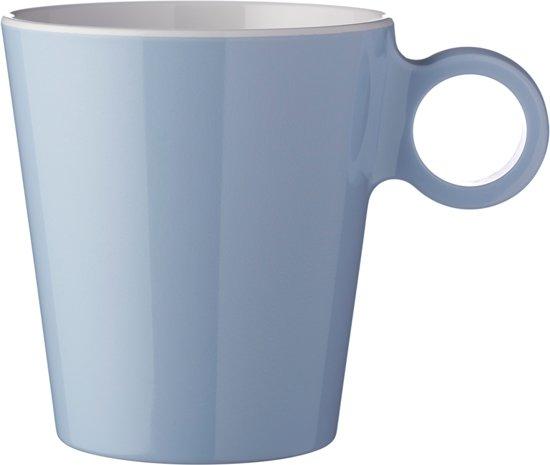 Mepal Flow Mug - Campingbeker - lichtblauw
