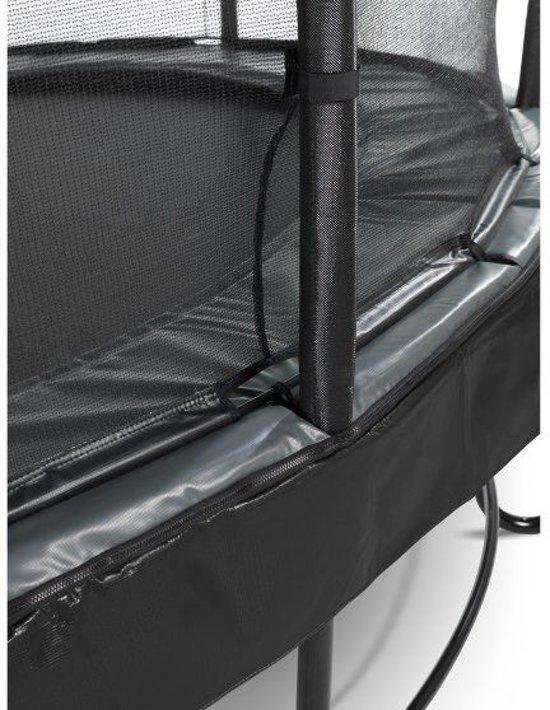 EXIT Elegant Premium Trampoline à 427 cm met Deluxe Veiligheidsnet