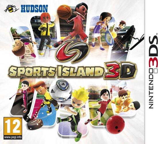 Sports Island - 2DS + 3DS kopen
