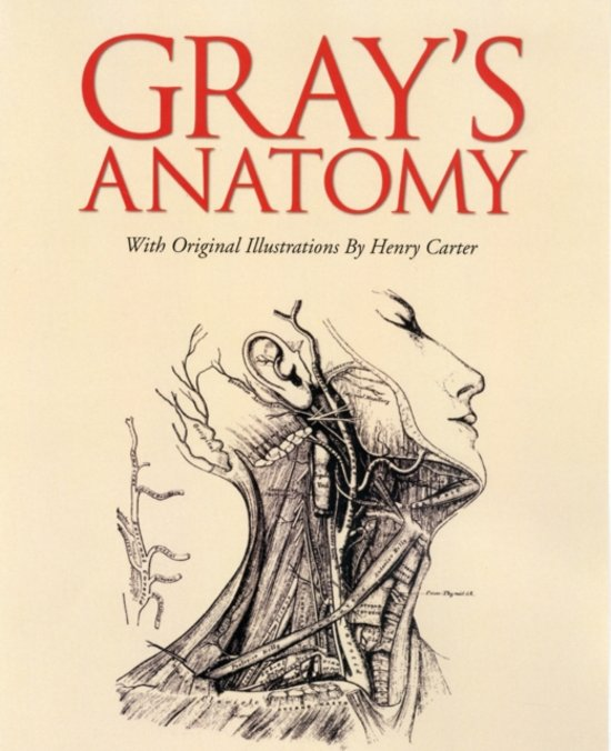 bol.com   Gray\'s Anatomy, Henry Gray   9781782124269   Boeken