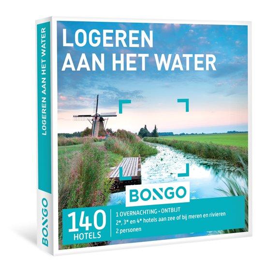 BONGO - Logeren aan het Water - Cadeaubon
