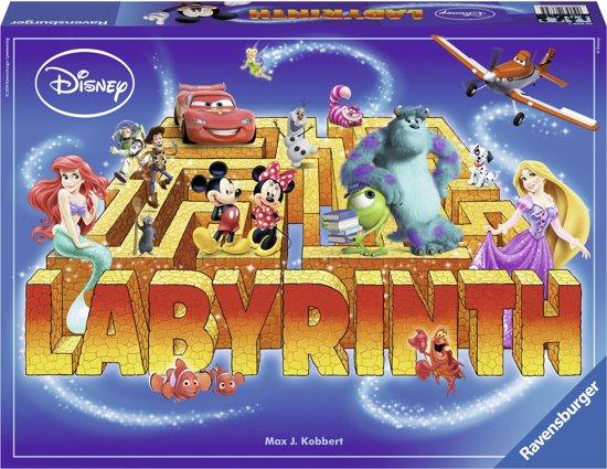 Afbeelding van het spel Ravensburger Disney Labyrinth