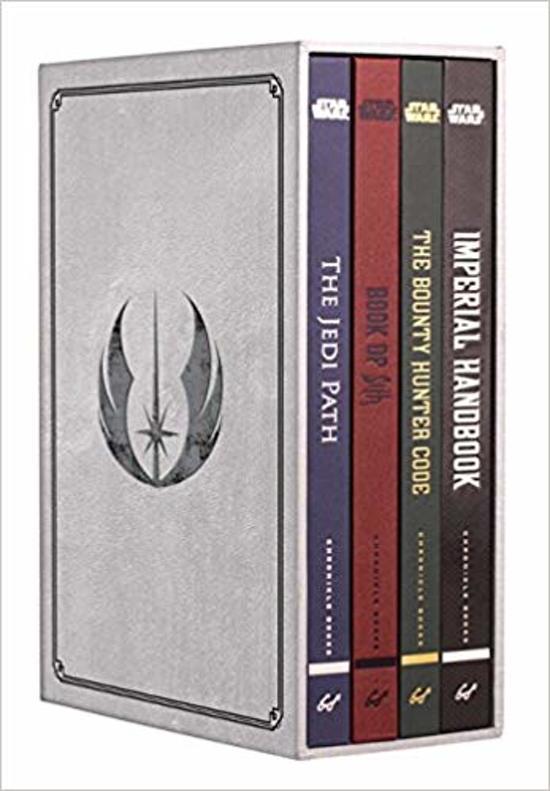 Boek cover Star Wars van D. Wallace (Hardcover)