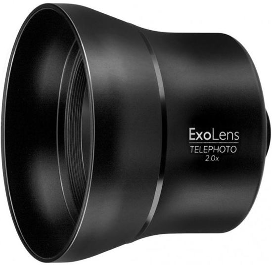 ExoLens Pro with Zeiss telephoto lens in Laagstraat