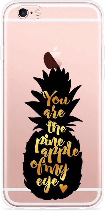 iPhone 6/6S Hoesje Big Pineapple