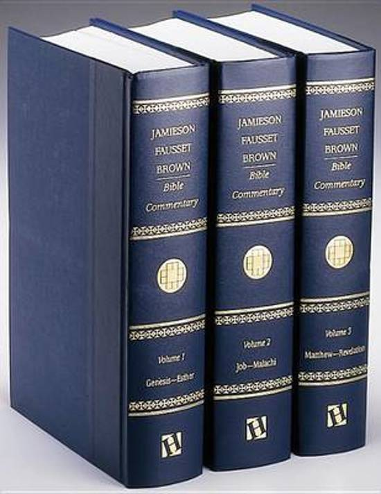Jamieson-Fausset-Brown Bible Commentary