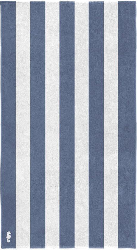 Seahorse Vamos - Strandlaken - 100x180 cm - Blue