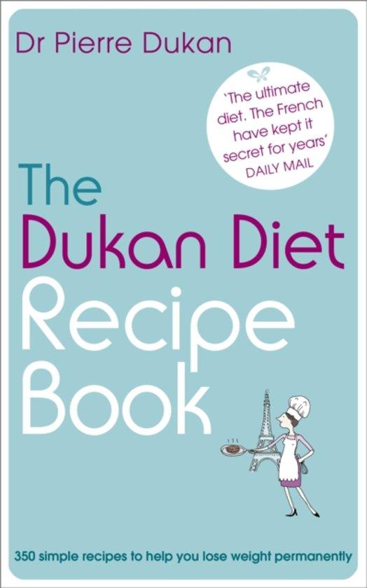 Bol The Dukan Diet Recipe Book Pierre Dukan 9781444710359