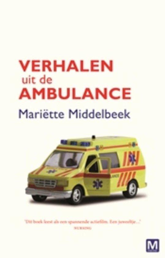 Verhalen uit de ambulance - Voorkant