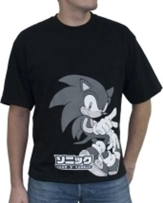 T-Shirt Sonic Japan Style (Maat XL)
